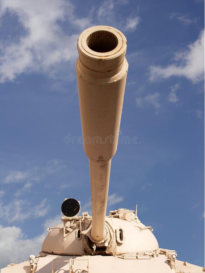 δεξαμενή πυροβόλων όπλων στοκ φωτογραφία