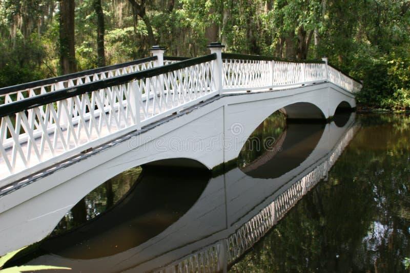 δεξαμενή χώνευσης γεφυρ στοκ φωτογραφία με δικαίωμα ελεύθερης χρήσης