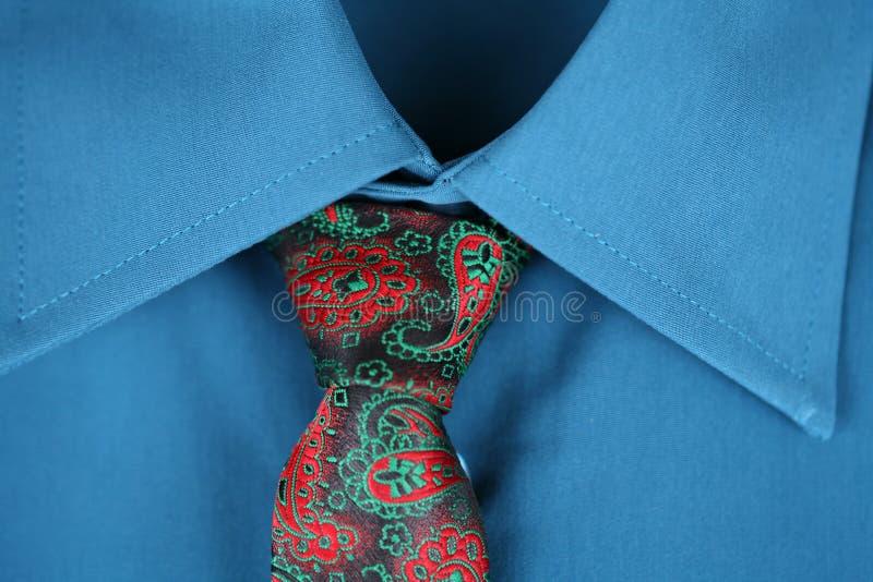δεσμός πουκάμισων στοκ φωτογραφία