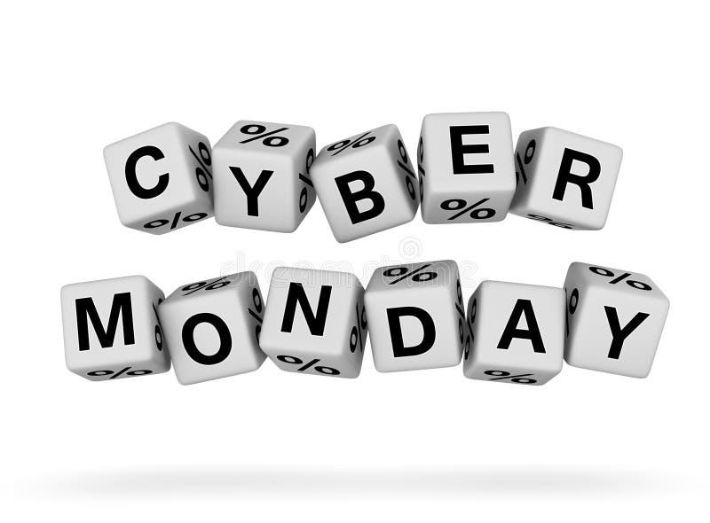 Δευτέρα Cyber απεικόνιση αποθεμάτων