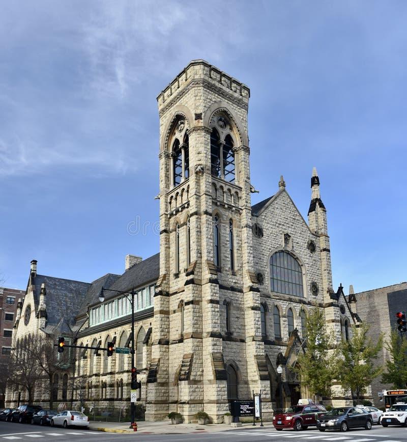 Δεύτερη Πρεσβυτερική Εκκλησία στοκ φωτογραφία με δικαίωμα ελεύθερης χρήσης