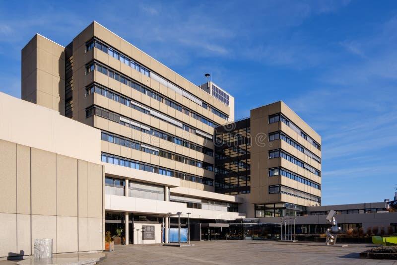Δημαρχείο στο Sindelfingen Γερμανία στοκ εικόνες