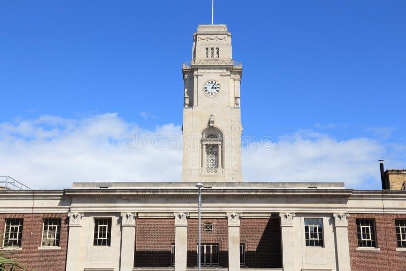 Δημαρχείο του Μπάρνσλεϋ στοκ φωτογραφία με δικαίωμα ελεύθερης χρήσης