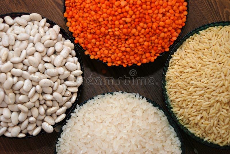 Δημητριακά και όσπρια στοκ φωτογραφία με δικαίωμα ελεύθερης χρήσης