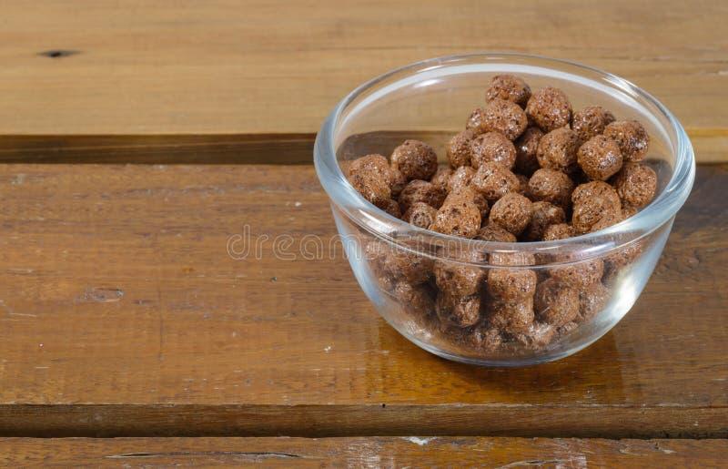 Δημητριακά Choco στοκ φωτογραφία με δικαίωμα ελεύθερης χρήσης