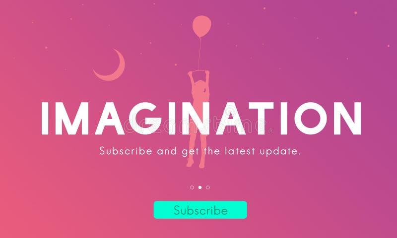 Δημιουργική φρέσκια γραφική έννοια καινοτομίας ιδεών απεικόνιση αποθεμάτων