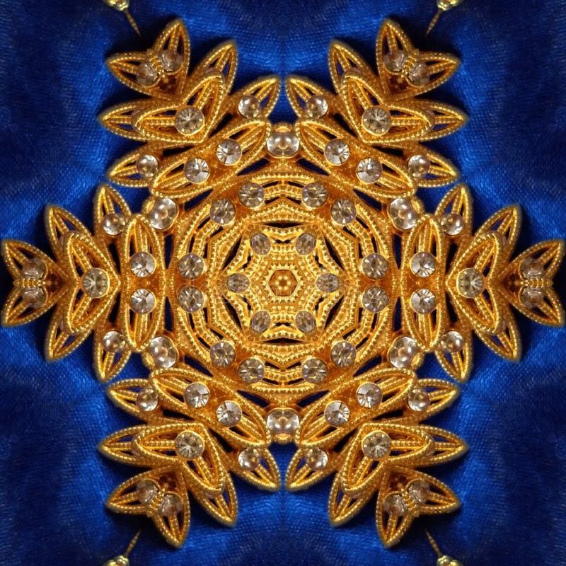 Δημιουργικός για το υπόβαθρο Floral διακόσμηση ύφους φαντασίας Για το ύφασμα, τυπωμένη ύλη, περσική ανακούφιση διακοσμήσεων ταπήτ στοκ εικόνες με δικαίωμα ελεύθερης χρήσης