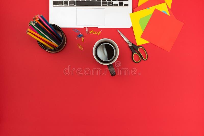 Δημιουργικός εργασιακός χώρος στοκ φωτογραφία με δικαίωμα ελεύθερης χρήσης