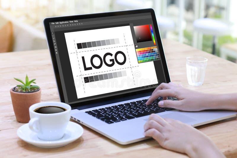δημιουργικό σκίτσο γραφικό λ σχεδιαστών εμπορικών σημάτων εργασίας δημιουργικότητας σχεδίου στοκ φωτογραφία