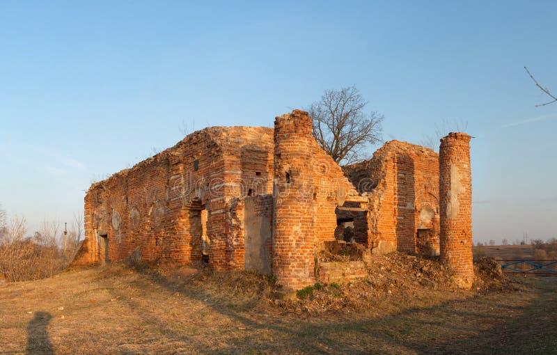 Δημοκρατία της Λευκορωσίας, περιοχή Gomel, πόλη του Korma Εκκλησία Kormyanskaya Άγιος Βασίλης στοκ φωτογραφία με δικαίωμα ελεύθερης χρήσης