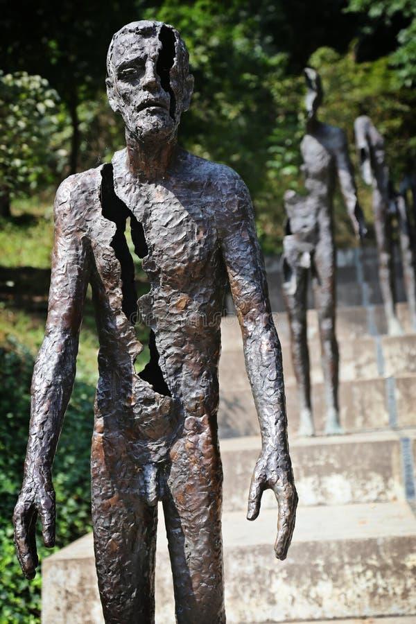 Δημοκρατία της Τσεχίας: Τέχνη της Πράγας στοκ φωτογραφίες