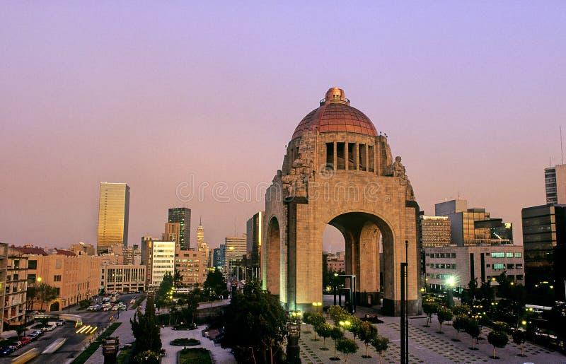 δημοκρατία plaza στοκ εικόνα με δικαίωμα ελεύθερης χρήσης