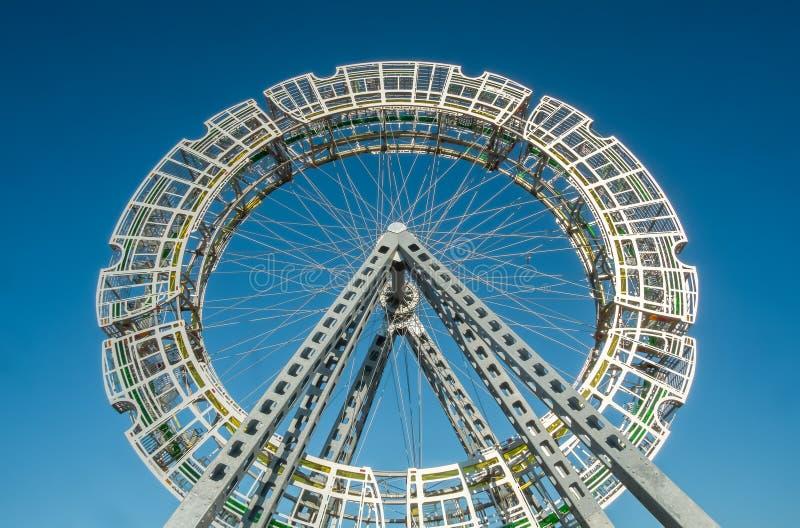 Download Δημόσια τέχνη Bigwheel εκδοτική στοκ εικόνες. εικόνα από μεγάλος - 62702058