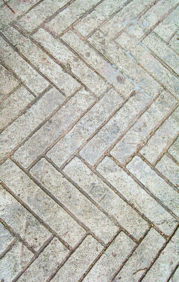 Διάβαση πεζών τρεκλίσματος σχεδίου στοκ εικόνα με δικαίωμα ελεύθερης χρήσης