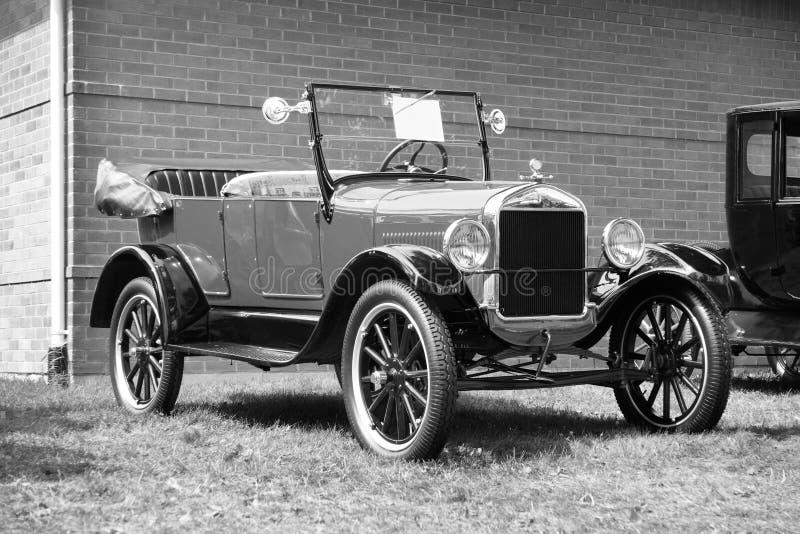διάβαση πρότυπο τ του 1926 στοκ εικόνες