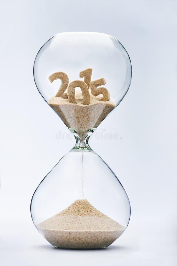 Διάβαση στο νέο έτος στοκ φωτογραφίες με δικαίωμα ελεύθερης χρήσης