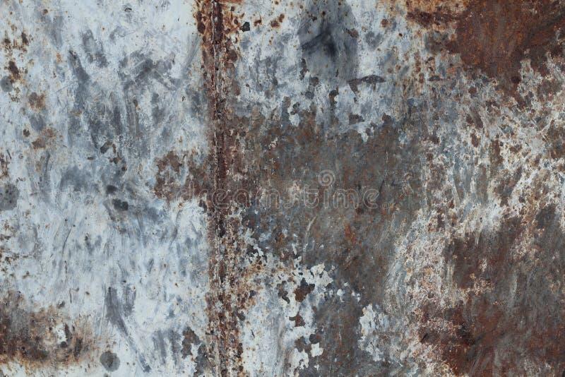 Διάβρωση του μετάλλου στοκ εικόνα με δικαίωμα ελεύθερης χρήσης