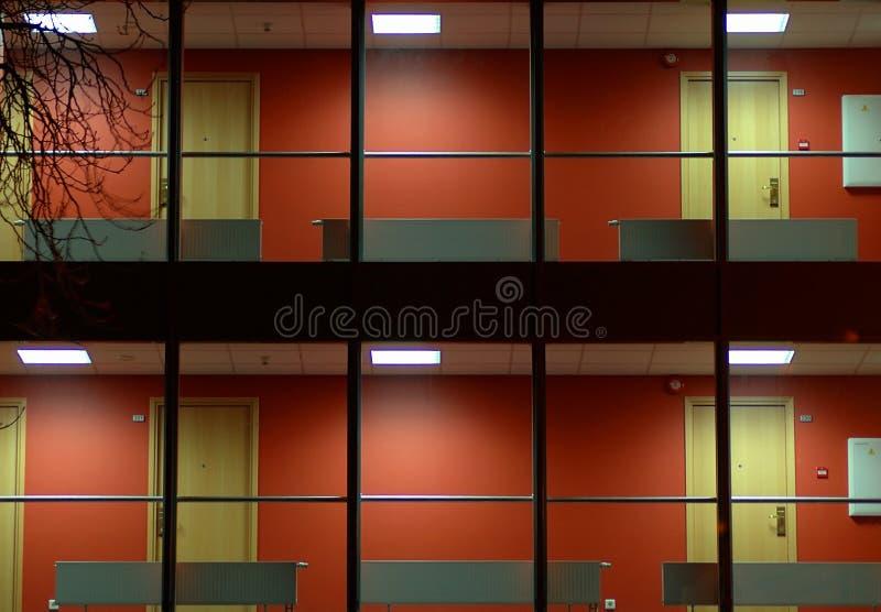 Download διάδρομοι στοκ εικόνα. εικόνα από ξενώνας, σκηνή, όροφος - 50499