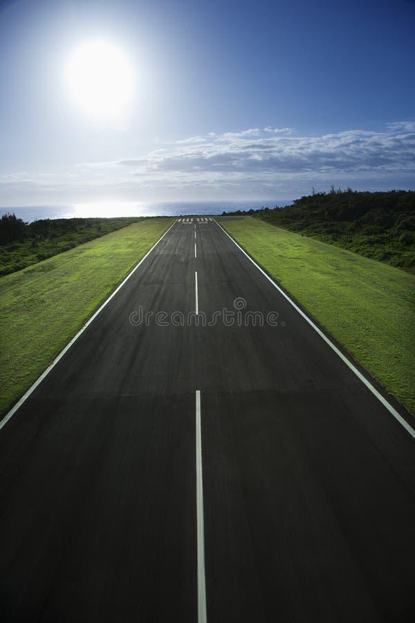 διάδρομος αεροπλάνων στοκ εικόνα με δικαίωμα ελεύθερης χρήσης