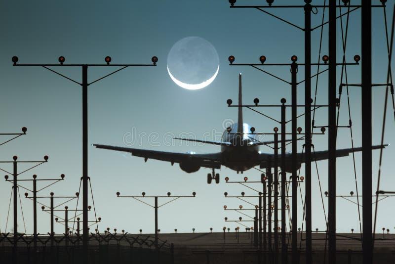 διάδρομος αεροπλάνων στοκ φωτογραφία με δικαίωμα ελεύθερης χρήσης