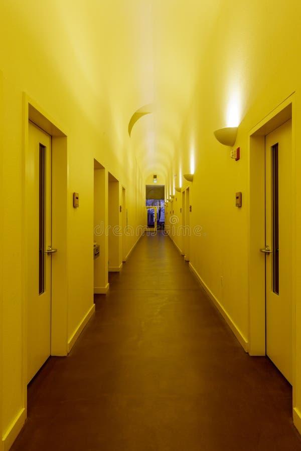 Διάδρομος κοιτώνων στοκ εικόνες με δικαίωμα ελεύθερης χρήσης