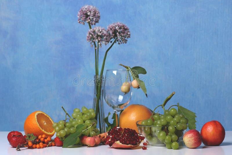 Διάθεση φρούτων στοκ φωτογραφία