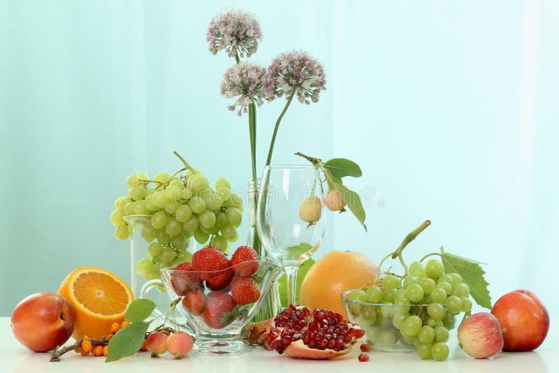 Διάθεση φρούτων στοκ φωτογραφία με δικαίωμα ελεύθερης χρήσης