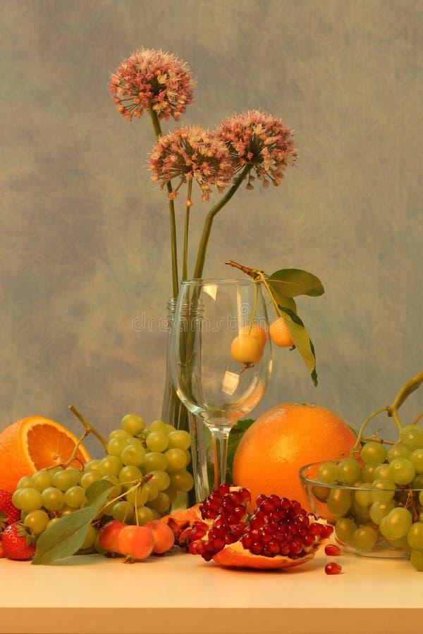 Διάθεση φρούτων στοκ εικόνες