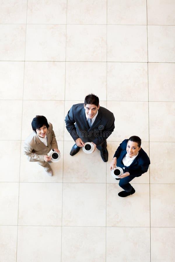 Διάλειμμα συναδέλφων στοκ φωτογραφία με δικαίωμα ελεύθερης χρήσης