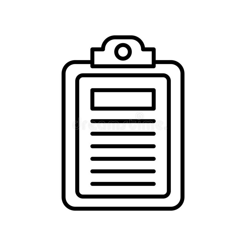 Διάνυσμα εικονιδίων περιοχών αποκομμάτων που απομονώνεται στο άσπρο υπόβαθρο, σημάδι περιοχών αποκομμάτων, λεπτά στοιχεία σχεδίου ελεύθερη απεικόνιση δικαιώματος