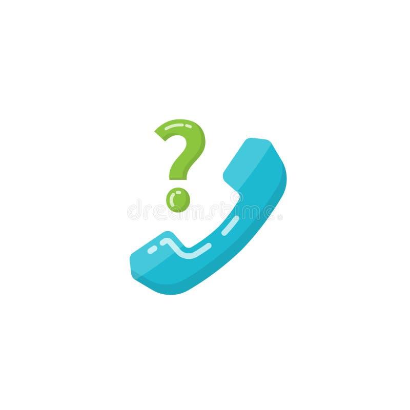 διάνυσμα εικονιδίων τηλεφωνήματος διανυσματικό σχέδιο εικονιδίων επαφών και υποστήριξης διανυσματική απεικόνιση