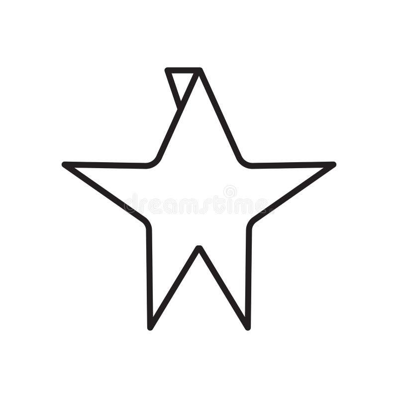 Διάνυσμα εικονιδίων Origami που απομονώνεται στο άσπρο υπόβαθρο, το σημάδι Origami, το σημάδι και τα σύμβολα στο λεπτό γραμμικό ύ διανυσματική απεικόνιση