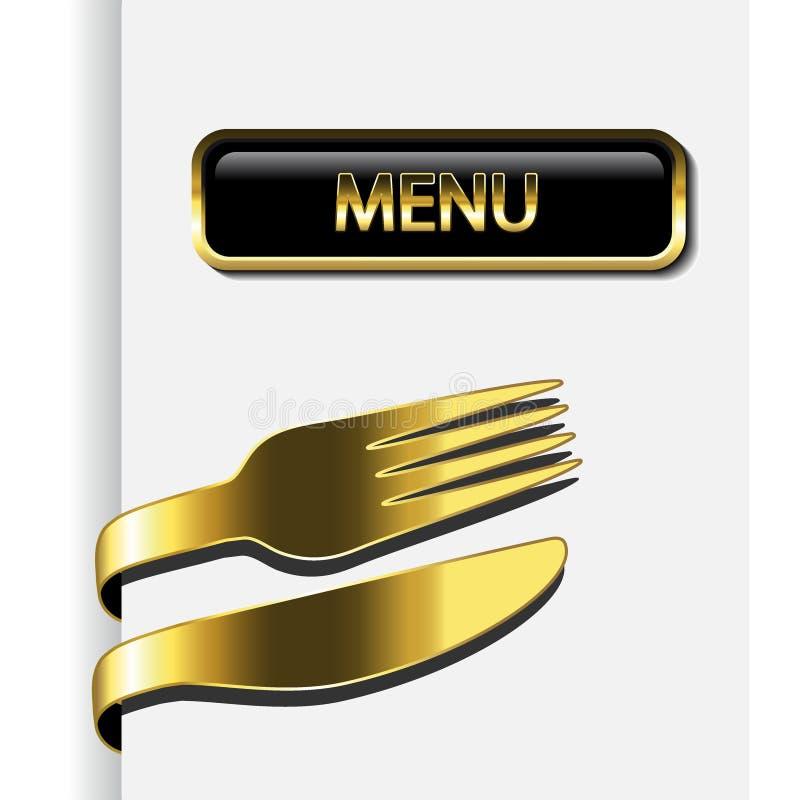 διάνυσμα εστιατορίων κα&tau απεικόνιση αποθεμάτων