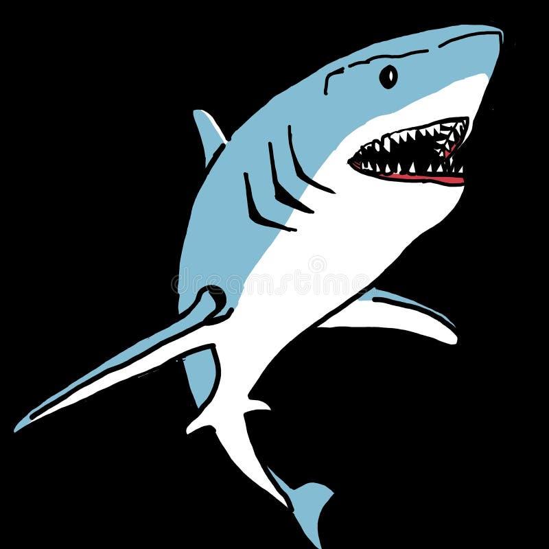 Διάνυσμα καρχαριών στοκ φωτογραφία με δικαίωμα ελεύθερης χρήσης