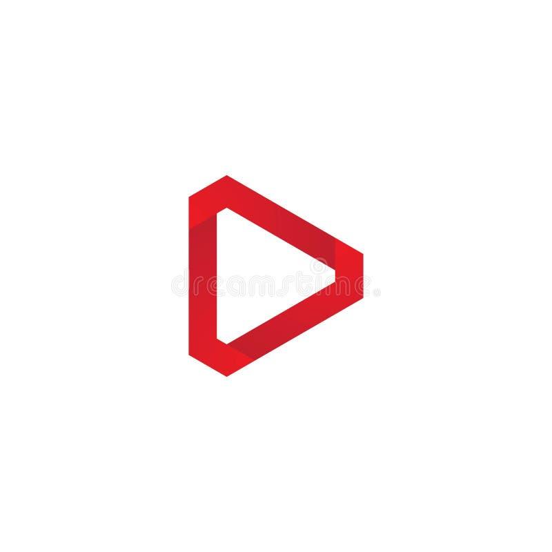 Διάνυσμα λογότυπων παιχνιδιού ελεύθερη απεικόνιση δικαιώματος