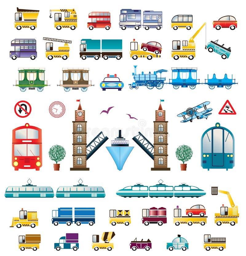 διάνυσμα μεταφορών ελεύθερη απεικόνιση δικαιώματος