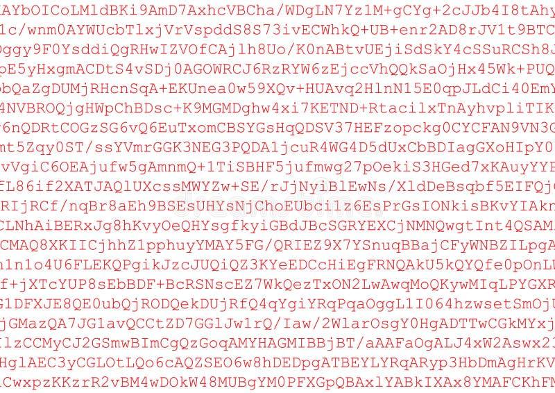 διάνυσμα πηγής κώδικα απεικόνιση αποθεμάτων