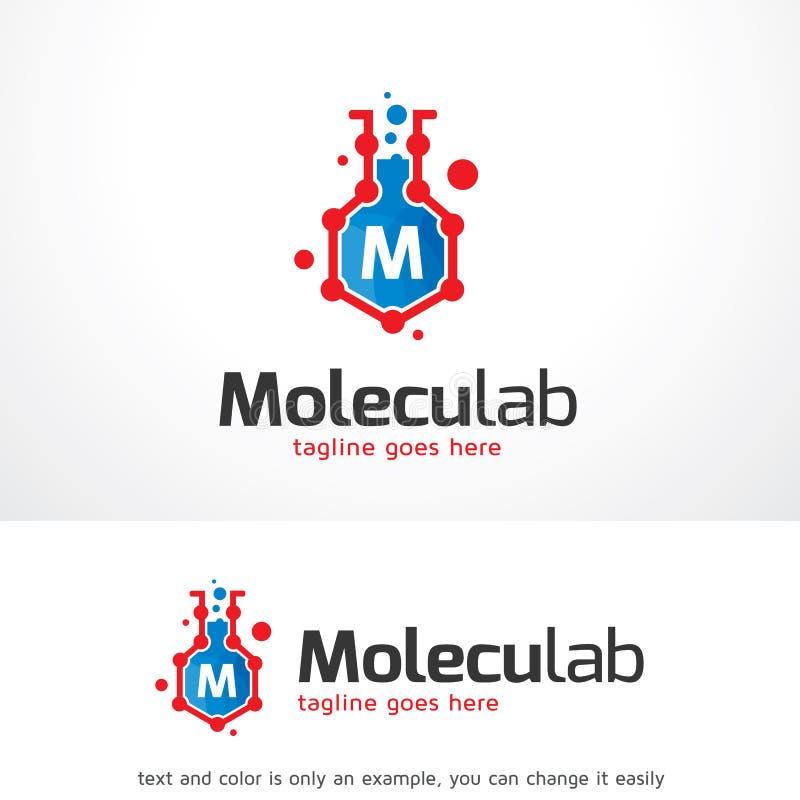 Διάνυσμα σχεδίου προτύπων λογότυπων εργαστηρίων γραμμάτων Μ ελεύθερη απεικόνιση δικαιώματος