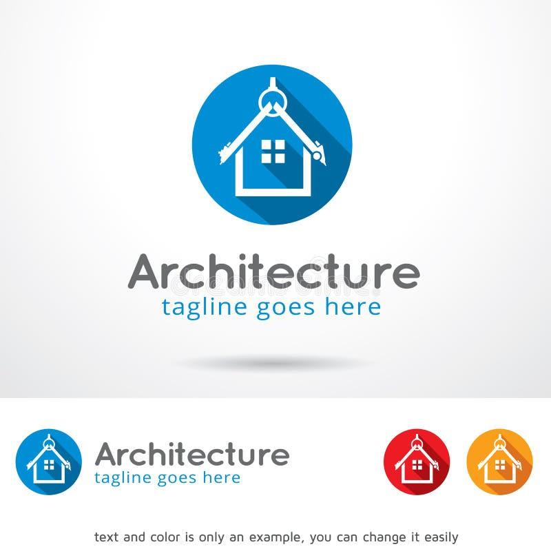 Διάνυσμα σχεδίου προτύπων λογότυπων κατοικιών