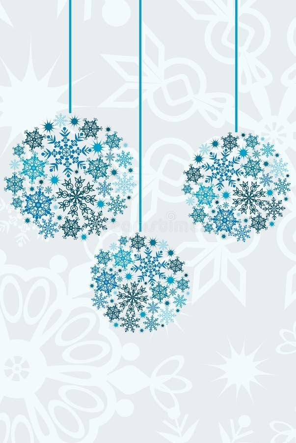 διάνυσμα Χριστουγέννων α&nu διανυσματική απεικόνιση