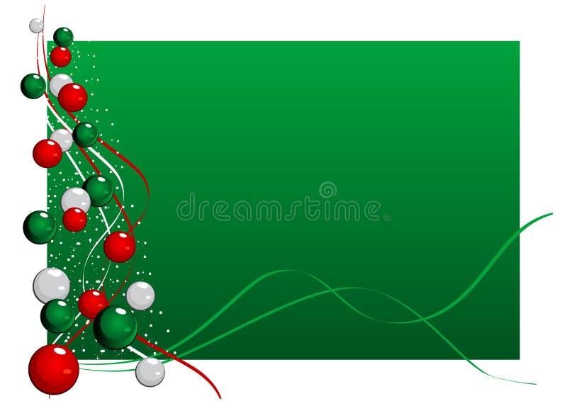 διάνυσμα χριστουγεννιάτ&i διανυσματική απεικόνιση