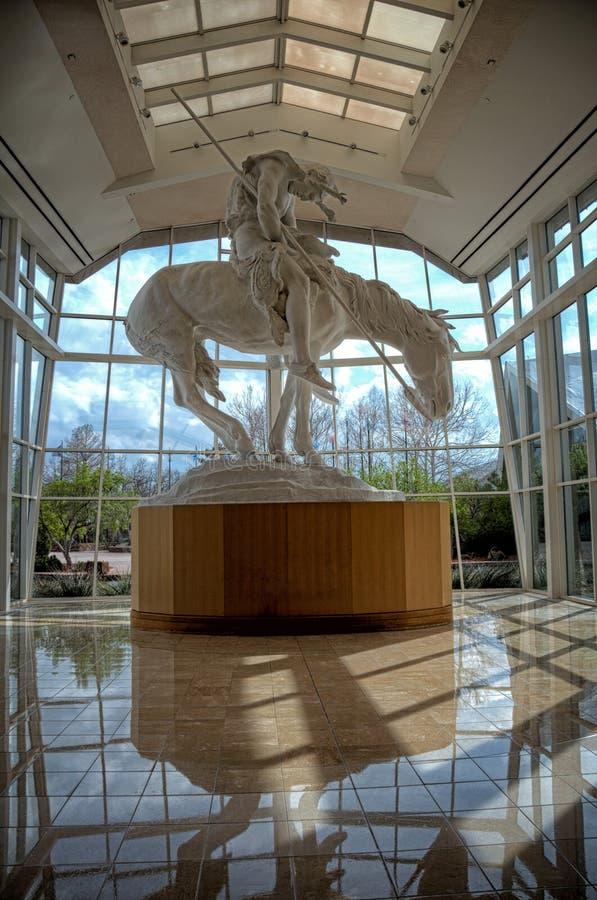 Διάσημο άγαλμα στοκ φωτογραφία