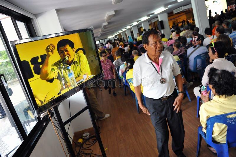 διάσκεψη της Μπανγκόκ πολιτική στοκ φωτογραφία με δικαίωμα ελεύθερης χρήσης