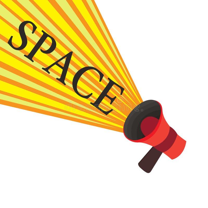 Διάστημα γραψίματος κειμένων γραφής Έννοια που σημαίνει τη συνεχή περιοχή ή την έκταση που είναι ελεύθερες διαθέσιμες μη κατειλημ ελεύθερη απεικόνιση δικαιώματος