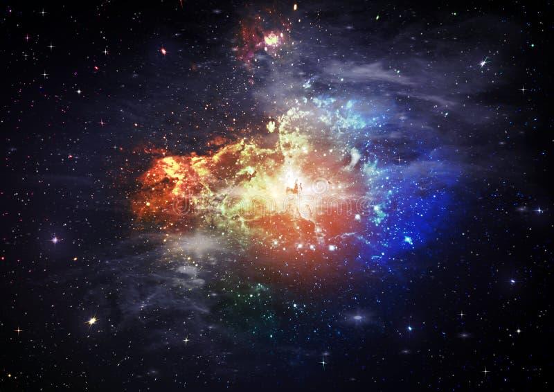 διάστημα ουρανού στοκ εικόνες