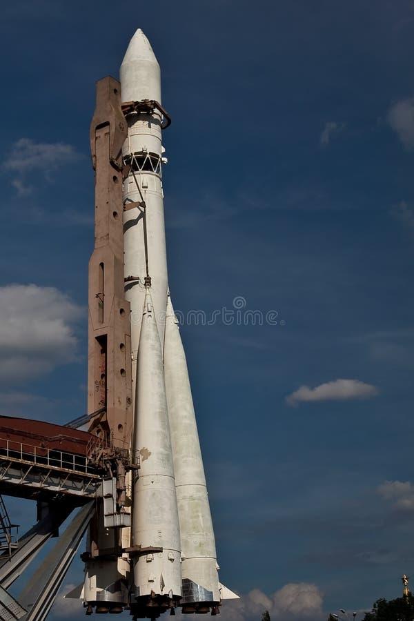 διάστημα σκαφών gagarin yuriy στοκ εικόνα με δικαίωμα ελεύθερης χρήσης