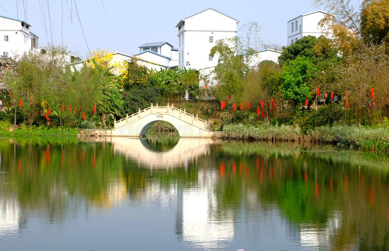 Διάφορες γέφυρες πανταχού παρούσες στοκ εικόνες