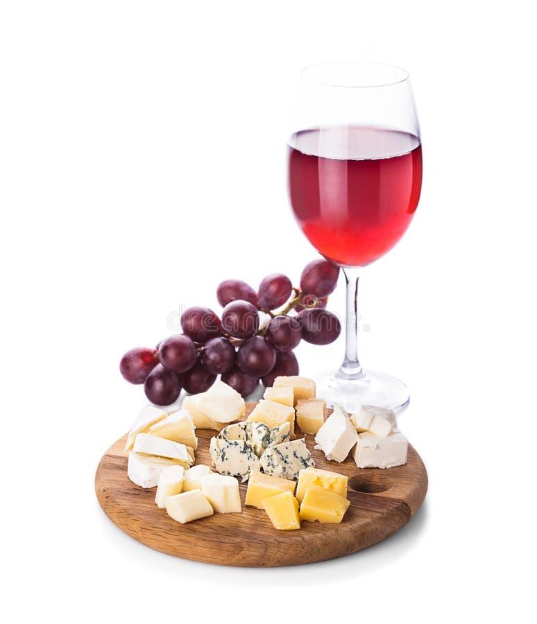 Διάφοροι τύποι τυριών στοκ εικόνα με δικαίωμα ελεύθερης χρήσης