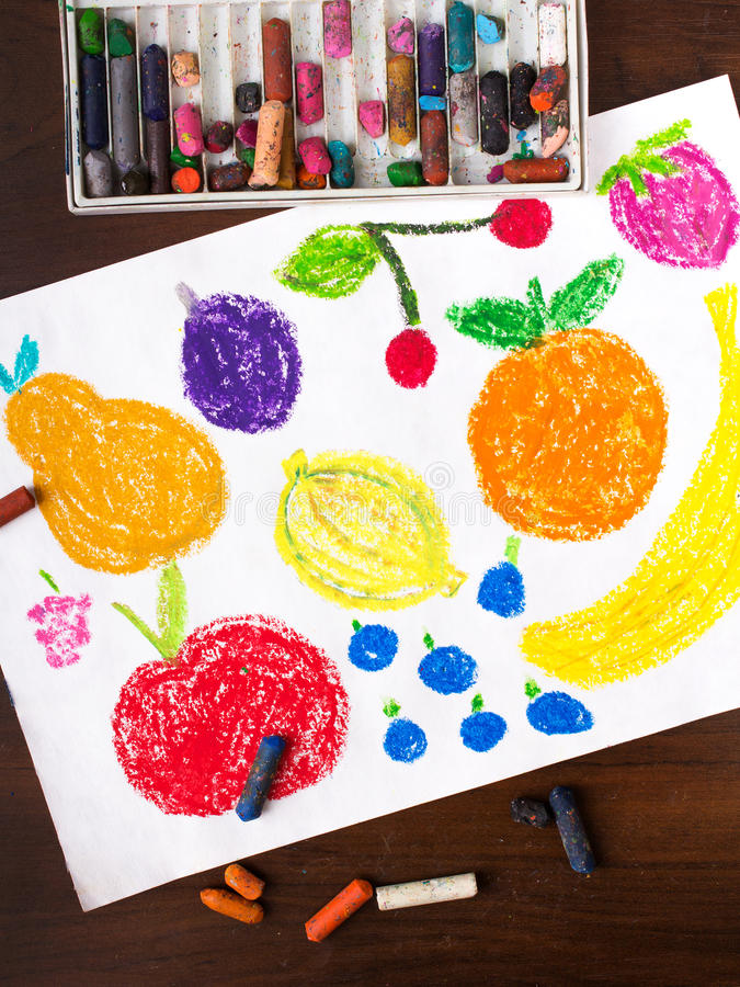 Διάφοροι τύποι φρούτων στοκ εικόνες