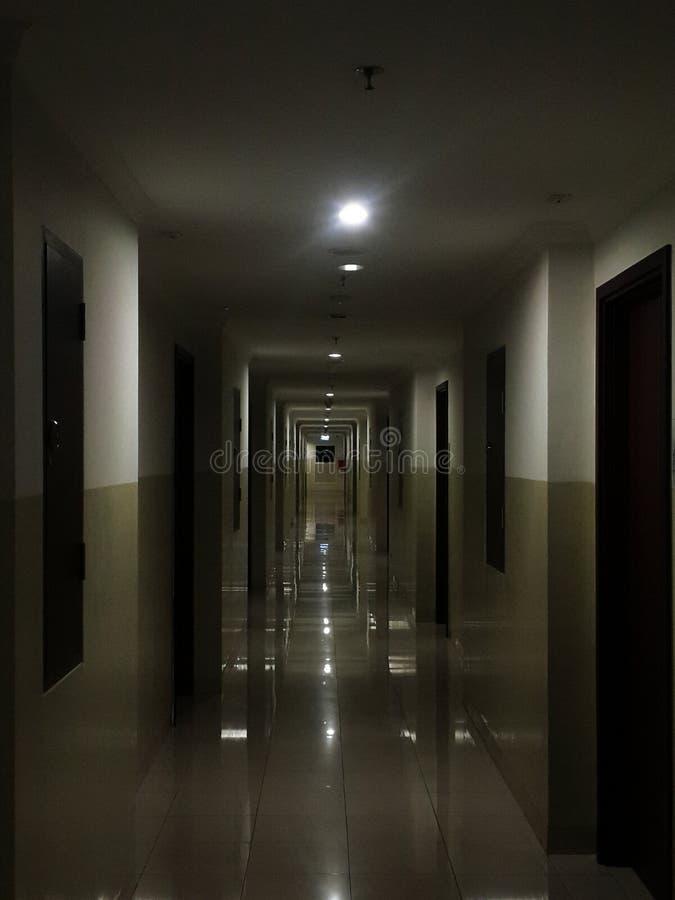 Διάδρομος διαμερισμάτων στοκ φωτογραφία με δικαίωμα ελεύθερης χρήσης